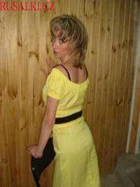 Prostytutka Karina Suchań
