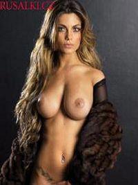 Dziewczyna Svetlana Prudnik