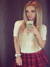 Dziewczyna Selina Pelplin