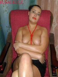 Prostytutka Rosalia Koziegłowy