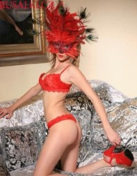 Prostytutka Julia Antalya