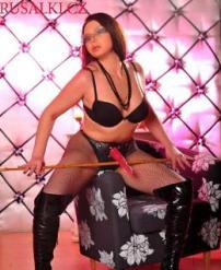 Prostytutka Tatiana Suchowola